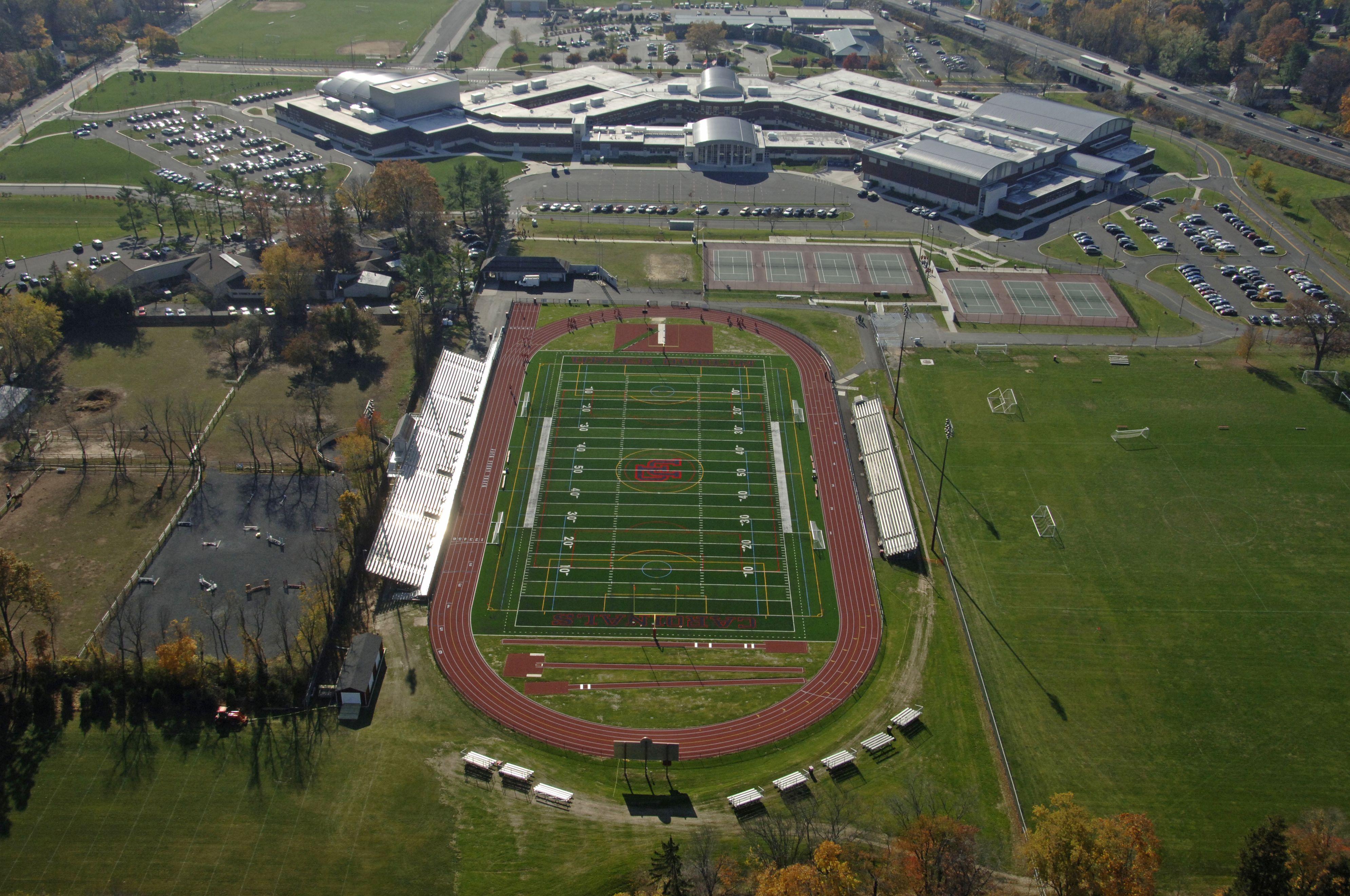 School District Of Upper Dublin Cardinal Stadium D Huy